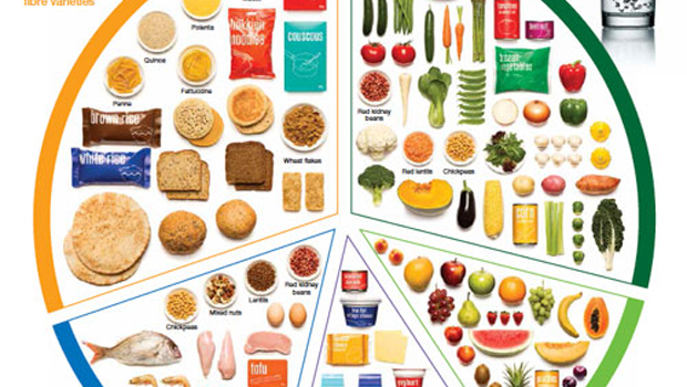Australian guide to healthy eating interactive