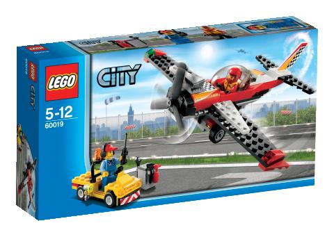 LegoCityPlane