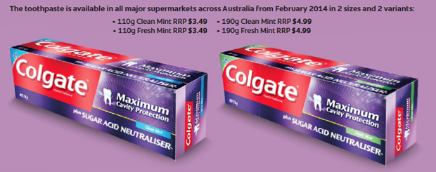 Colgate-toothpaste