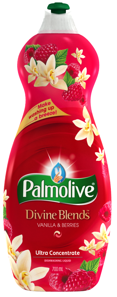 Palmolive Divine Blends