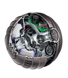 Dyson DC41 Ball technology