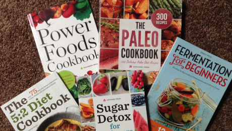 Paleo, 5:2, Power foods, Sugar Detox, Fermentation