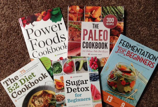 Paleo, 5:2, Power foods, Sugar Detox, Fermentation