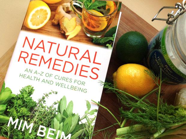 Natural Remedies Book Mim