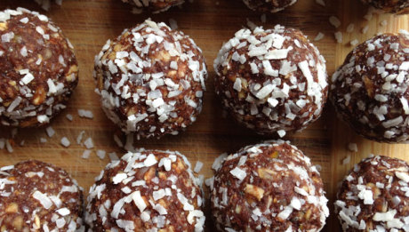 fruit free bliss balls