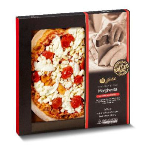Woolworths Gold Pizza Range