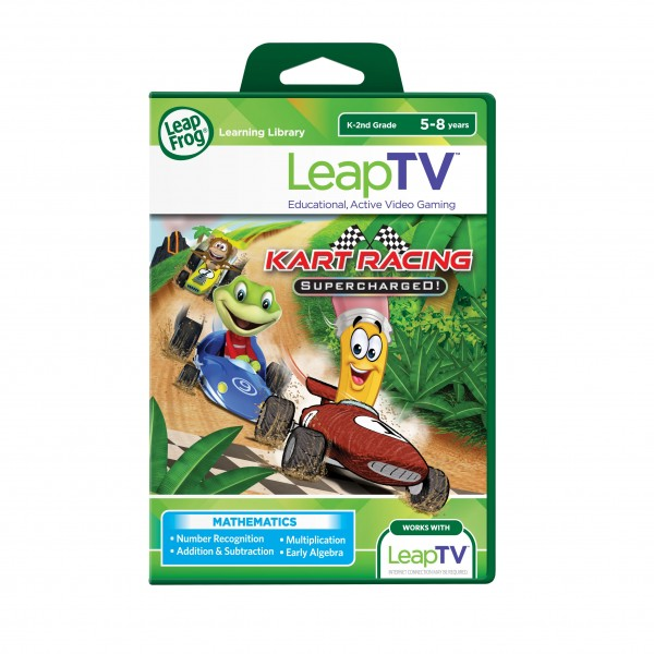 LeapTV Racing Game