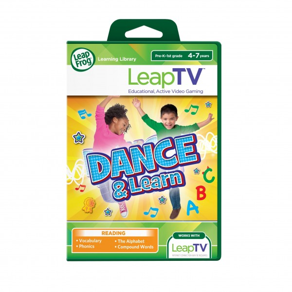 LeapTV Dance and Learn
