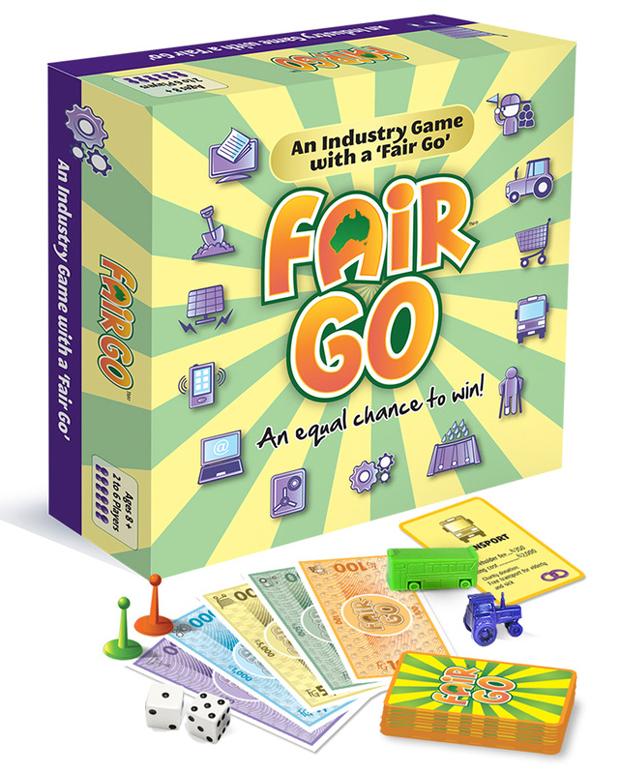 Fair Go Board Game