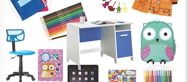 Officeworks Back to School