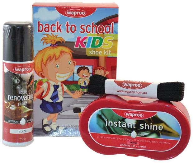 Mister Minit Back to School Kit