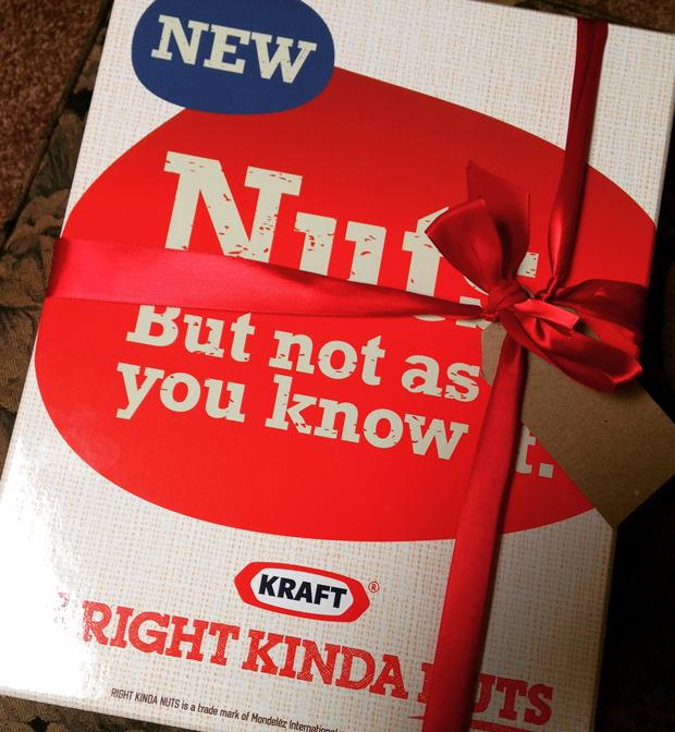 Kraft Nut Spreads
