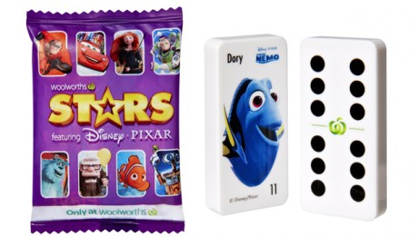 Woolworths Domino Stars