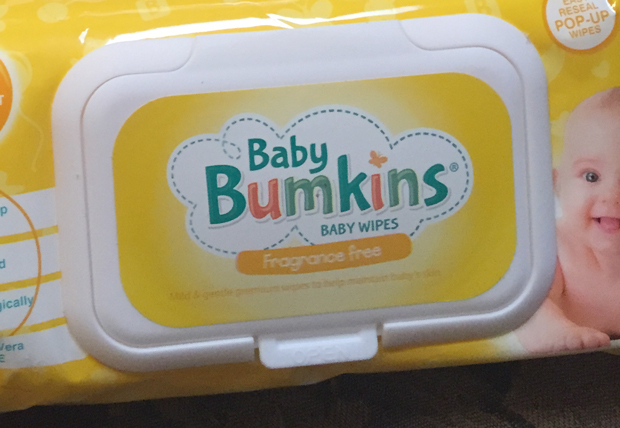 Baby Bumkins Wipes