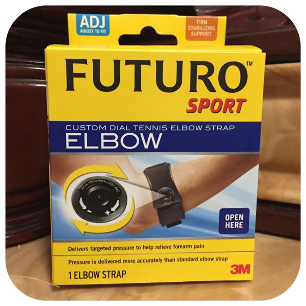 3M Futuro Custom Dial Tennis Elbow