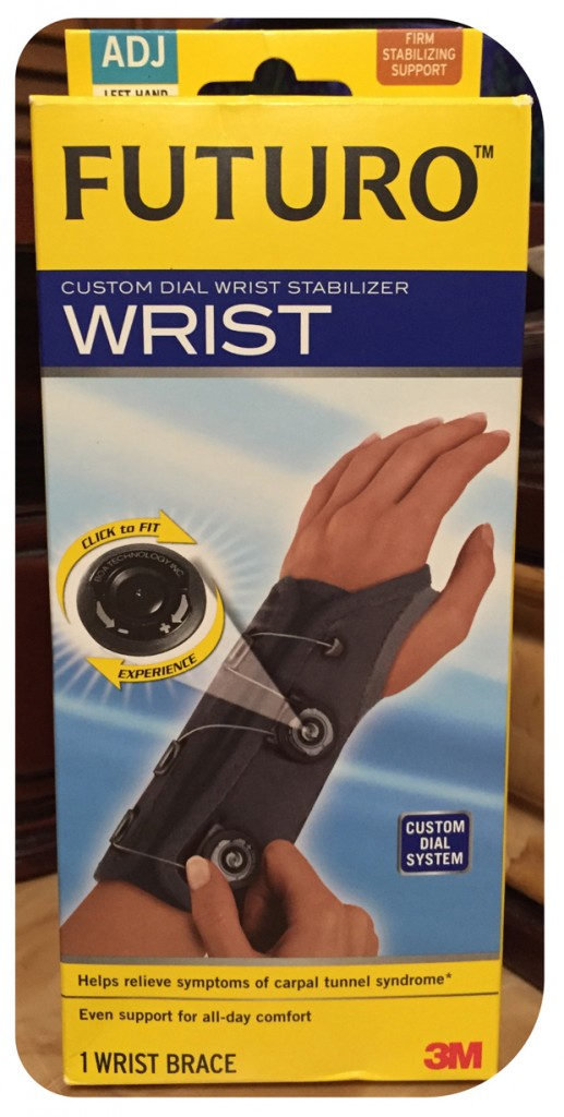 3M Futuro Custom Dial Wrist stabiliser