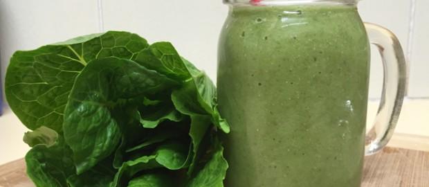 Coco Banana Green Smoothie Recipe