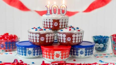 Pyrex 100 Year Anniversary
