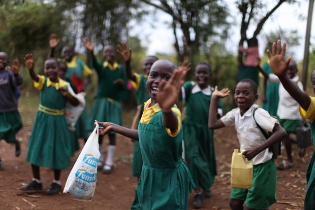 Domestos and UNICEF Global Sanitation Crisis