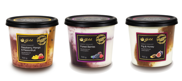 Gold Yoghurt