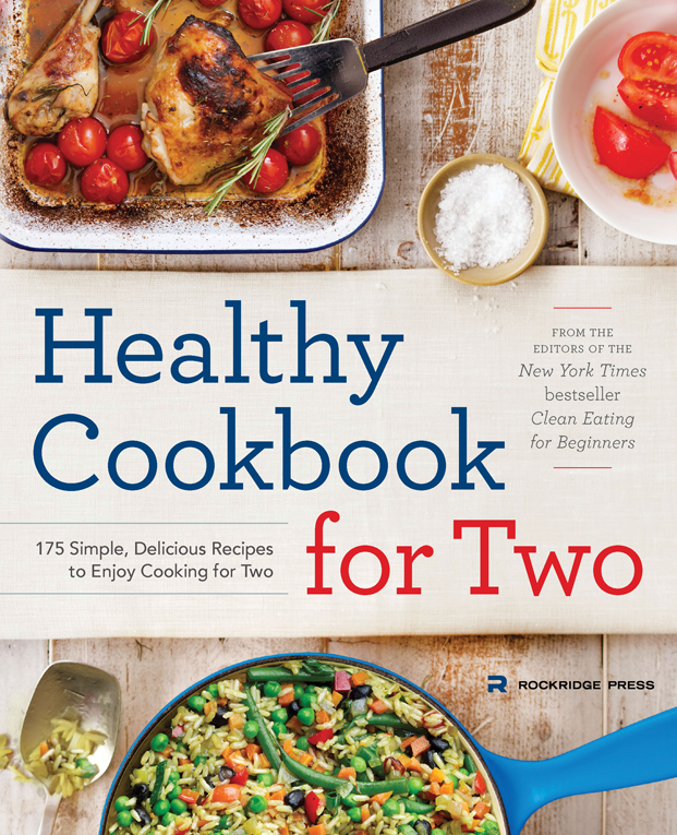 Healthy Cookbook for Two - Health & Wellness