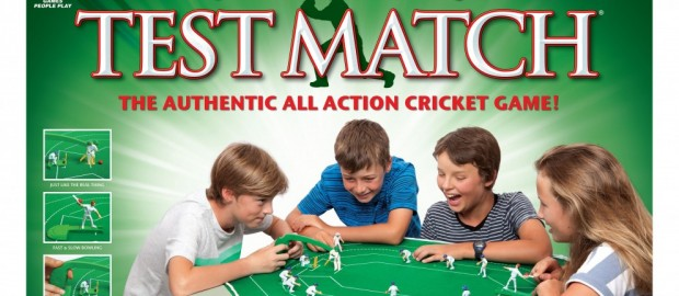 Test Match Cricket Game
