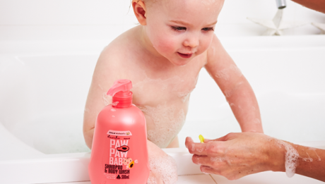 Bath tips for baby