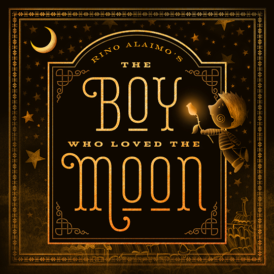 The Boy Who Loved the Moon Cover