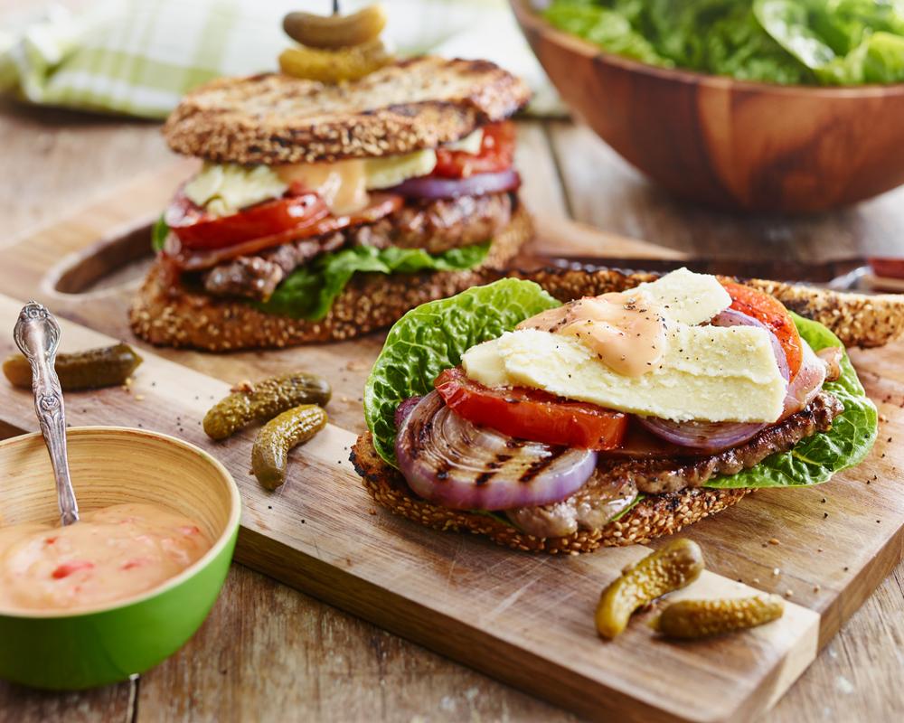 IGA Classic Steak Sandwich