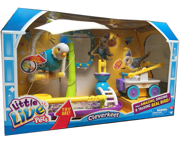 Cleverkeet review