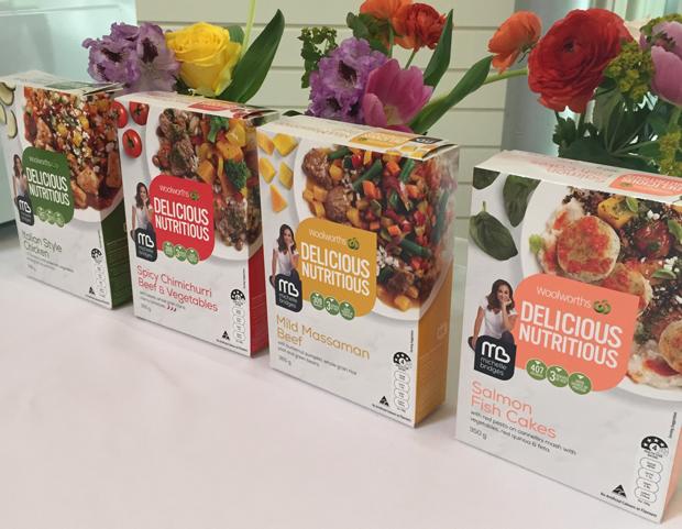 Michelle Bridges Delicious Nutritious