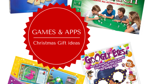 Christmas Gift Guide Games and Apps