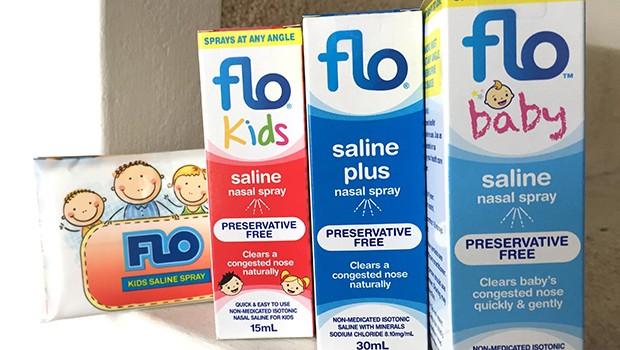 Flo Saline Plus