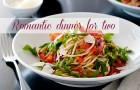 A romantic dinner for two – Valentine's Day Recipes