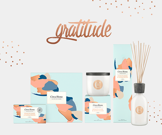 Circa Home Gratitude collection