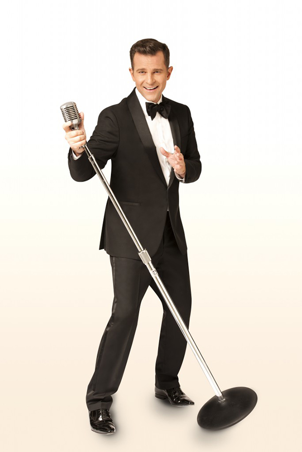 David Campbell as Bobby Darin