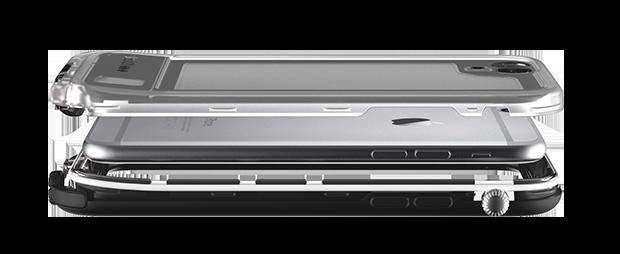 Evo Xplorer iPhone Case installation