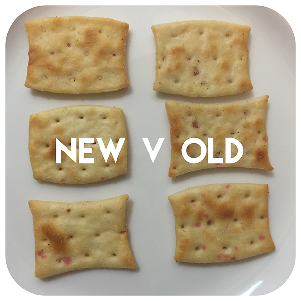 Shapes New v old
