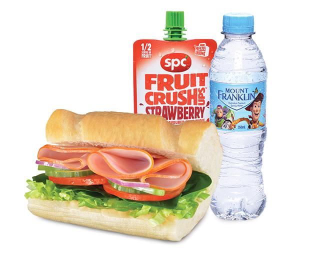 Subway Kids' Pak Meal