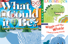 Great new picture books for kids
