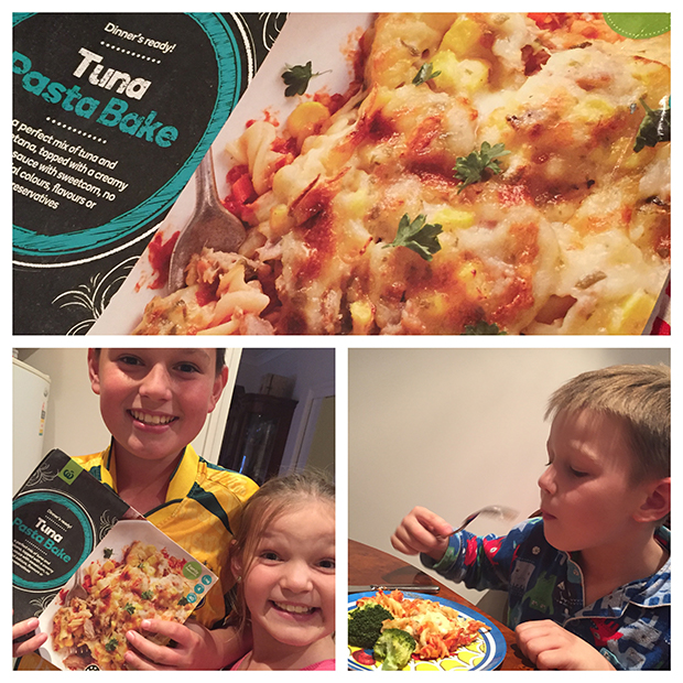 Woolworths Family Favourites Meals