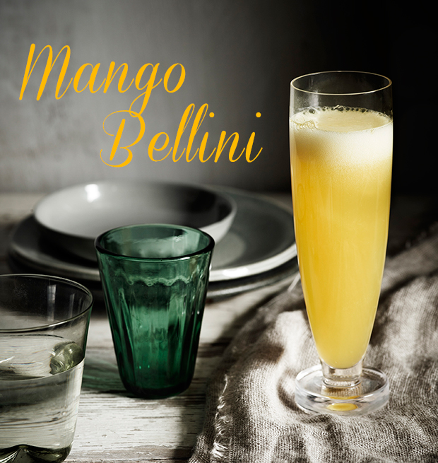 Mango Bellini