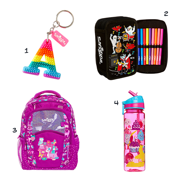 Smiggle gift ideas