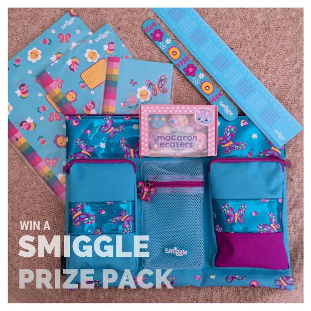 Smiggle Prize Pack