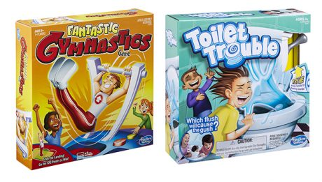 Toilet Trouble and Fantastic Gymnastics