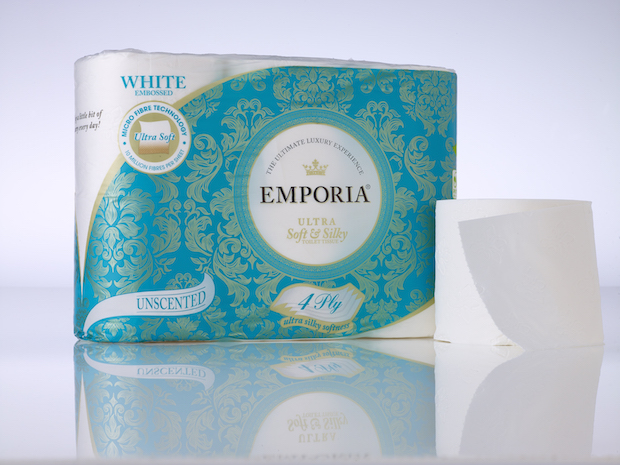 Emporia Luxury Toilet Tissue