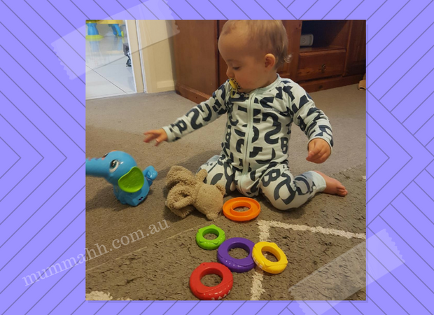LeapFrog Stack & Tumble Elephant Review