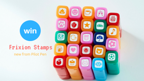 Frixion Stamps