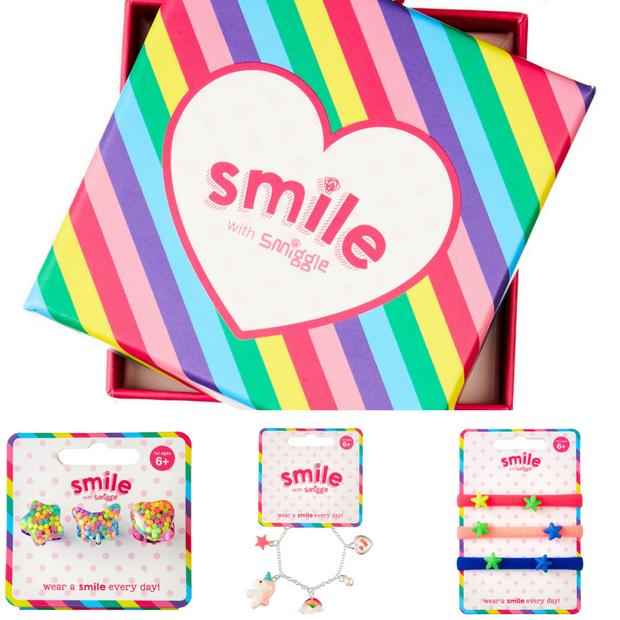 Smiggle Smile Range