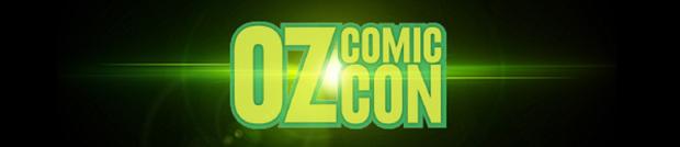 Oz Comic Con Sydney